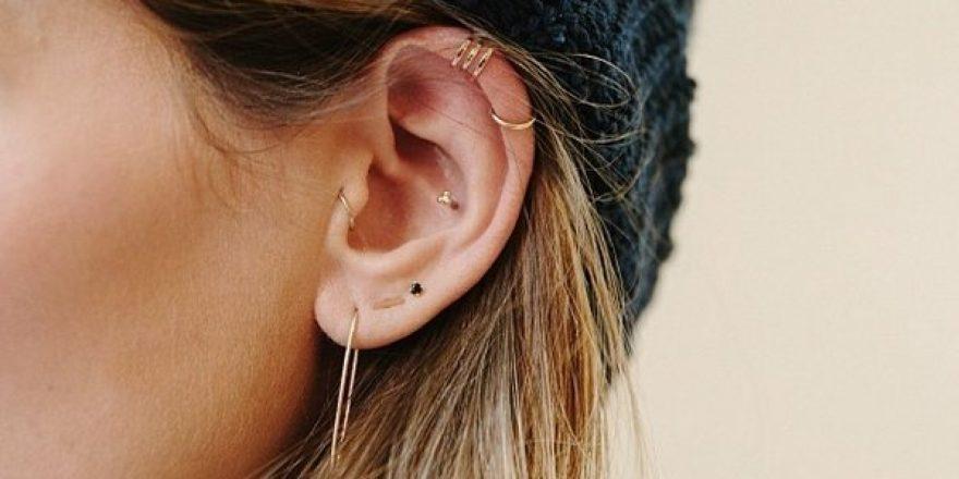 Helix piercing inspirations