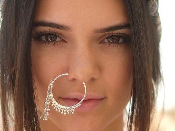 Nose piercings tips